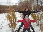 Осень по-Сибирски (снять 10 октября, середина осень)
