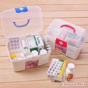 Проверяем домашнюю аптечку