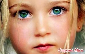 Зрение детей - как оно устроено?