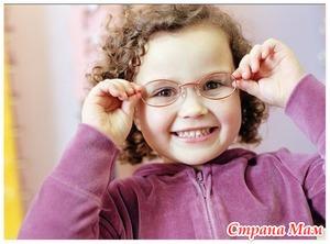 Зрение детей - старше 2 лет.