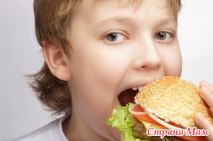 Если у ребенка есть лишний вес
