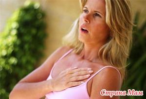 Боли в груди - проблемы с сердцем