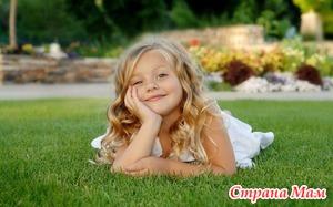Здоровье и развитие девочек. Малышки