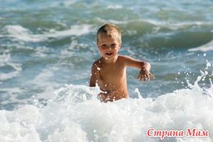 Отдых на море без проблем со здоровьем