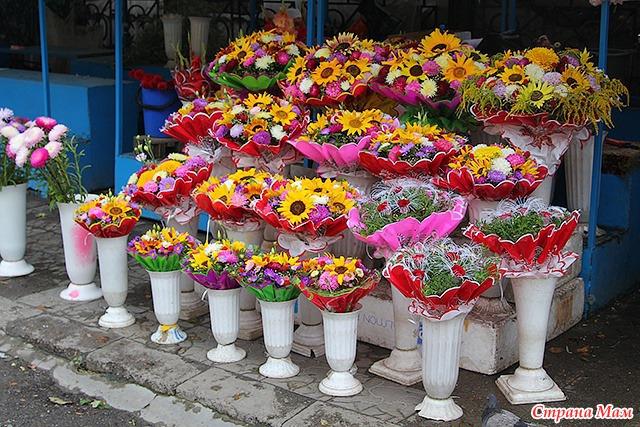 Букеты к 1 сентября своими руками из хризантем фото 871