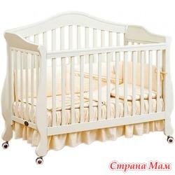 Продается детская кроватка Giovanni belcanto lux