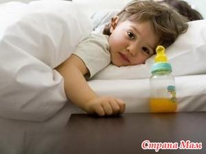 Отлучаемся от ночных кормлений. Часть первая