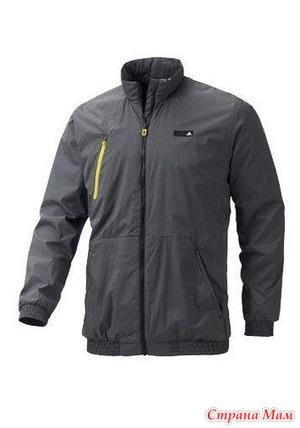 Первый заказ на АЛИ. куртка мужу.*