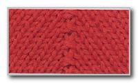 Наклоны петель при вязании спицами.
