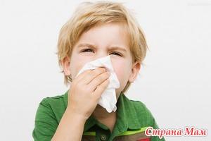 Вопросы аллергии у детей