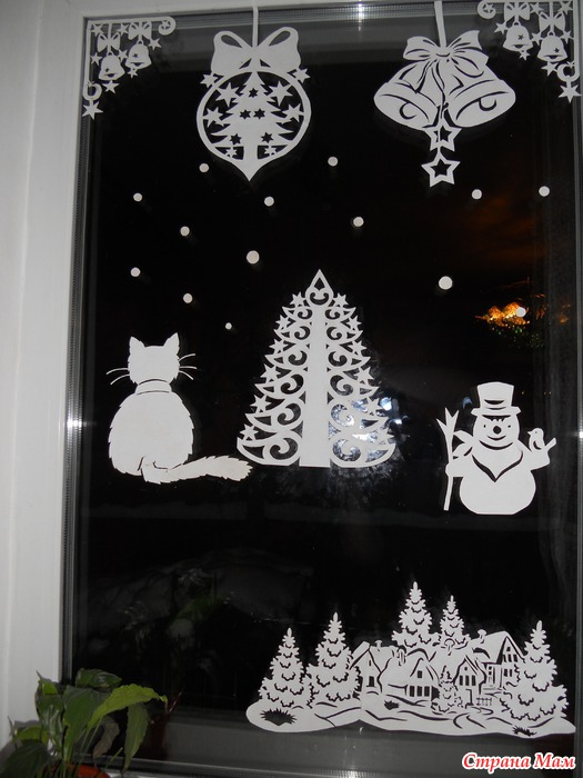 Мои окна 2015г.