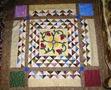 Лоскутный верх для детского одеяла (заготовка)