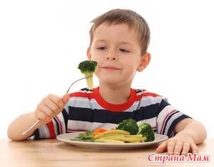 Некоторые нюансы в питании детей