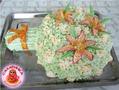 Торт-букет маме на день рождения