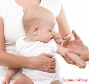 Проведение прививки от гепатита В - схемы по возрастам