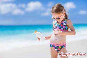 Едете с ребенком к морю? Полезные советы