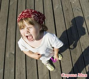 Нервные срывы у детей - разбор причин и обстоятельств