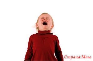 Нервные срывы у детей - механизмы развития