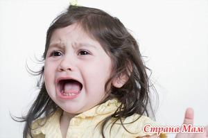 Нервные срывы у детей - что вам делать?
