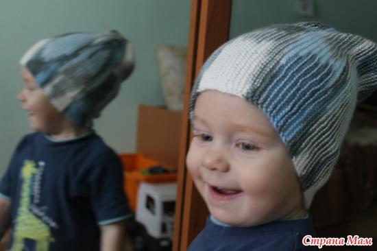 наша шапка-бини
