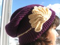 Моя шапка-бини
