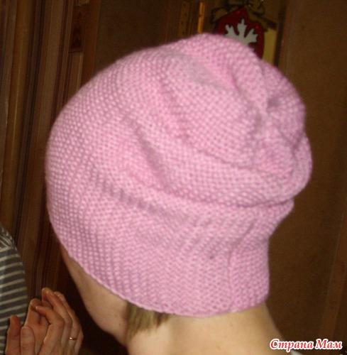 Моя шапочка))