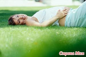 Особенности здоровья при весенней беременности