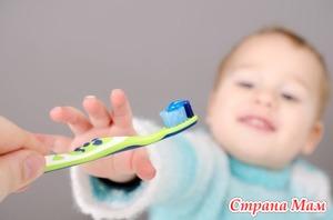 О неприятном запахе изо рта у ребенка