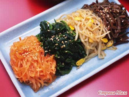 рецепт корейской заправки для салатов