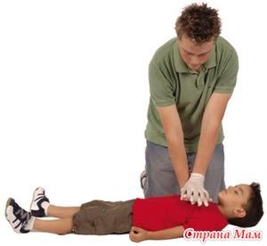 Оказание помощи при проблемах с дыханием