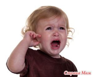 Оказание помощи при боли в ушах у детей
