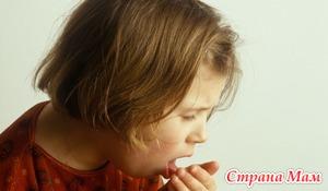 Лечение коклюша у детей или взрослых.