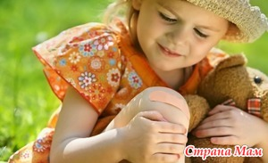 Способы лечения шрамов у детей