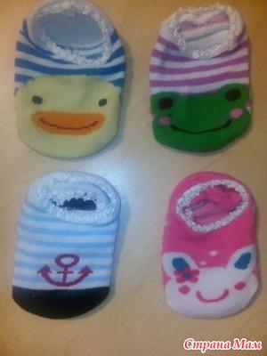 Детские носочки +