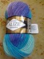 Alize LANAGOLD цвет 3927