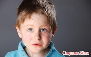 10 признаков того, что ребенок находится в стрессе