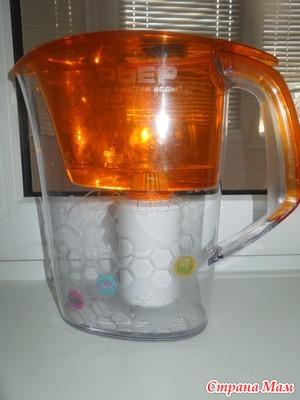 Какой лучше купить детский фильтр для воды? Я выбрала Барьер.