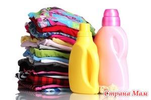 Инструкция для мамы: детские вещи и уход за ними