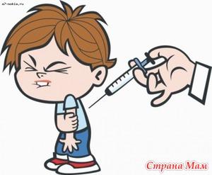 Прививки  от ГРИППа, или очередные страхи