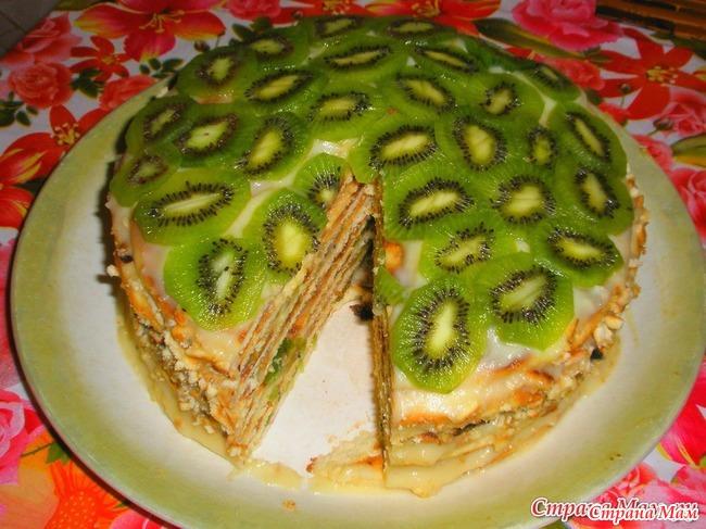 Торт наполеон в картинках и фото одну последних