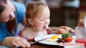 Питание детей - что полезно и нет?