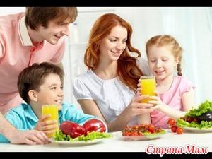 Что убрать и что ограничить в питании ребенка?