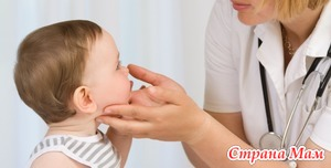 Увеличение лимфоузлов в детском возрасте.