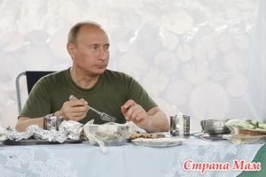 Звезды и политики любят каши и здоровое питание