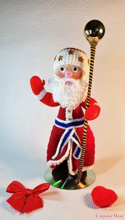 Дед мороз от Swetatim1964