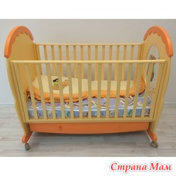 Детская кроватка Erbesi Bon Bon