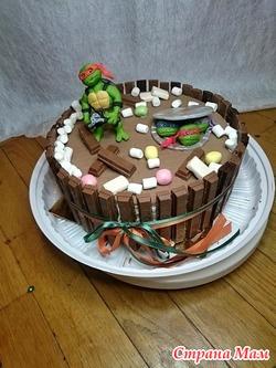 Мастерская тортов Баладжи