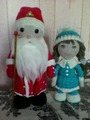 Мой Дед Мороз и его внученька