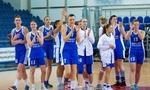 Победа баскетболисток московского «Динамо» в домашнем матче
