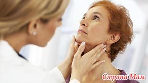 Гормоны щитовидной железы.